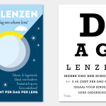 Posters Opticien Groningen Vera Post