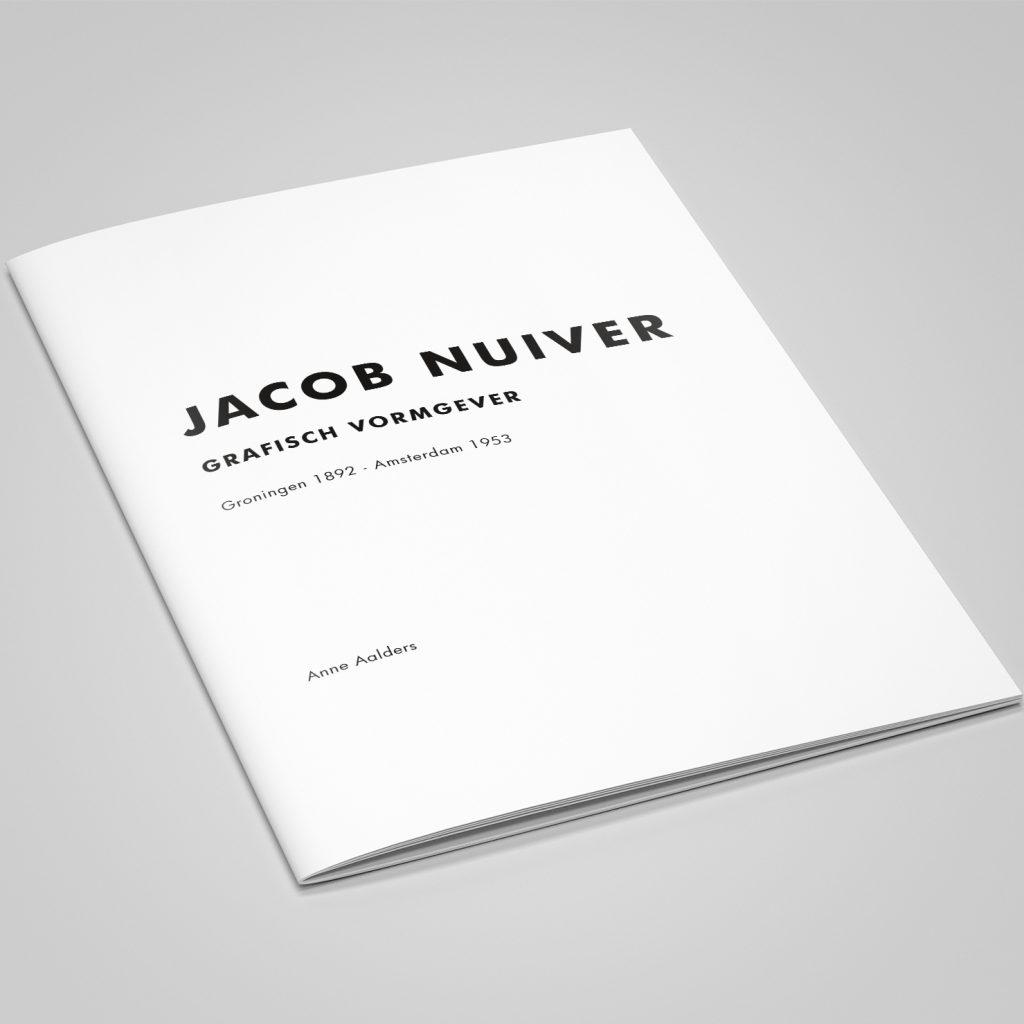 Jacob Nuiver Cahier expositie Godert Walter
