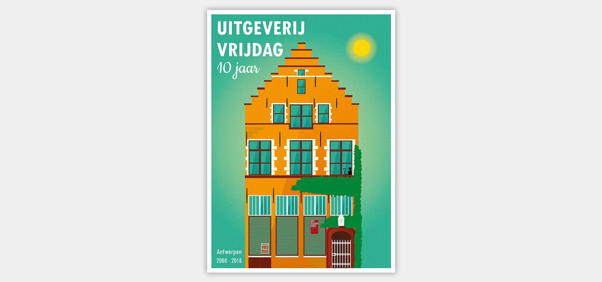 Gepersonaliseerde posters Vera Post