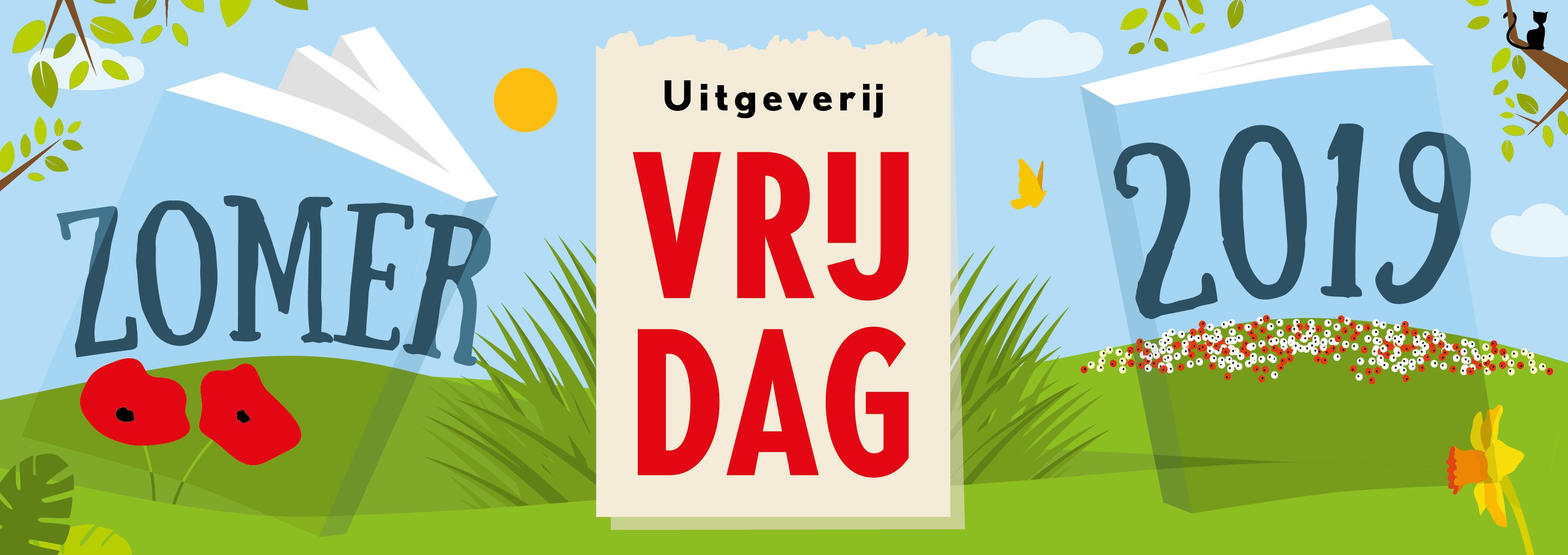 Uitgeverij Vrijdag Aanbieding Vera Post