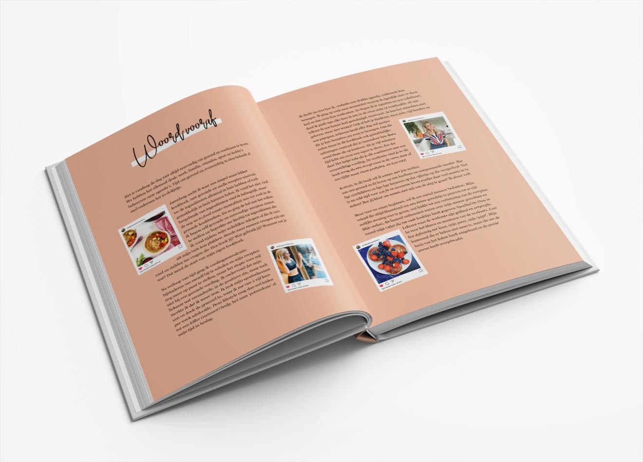 Kookboek Be fit, be awesome Uitgeverij Vrijdag Vera Post