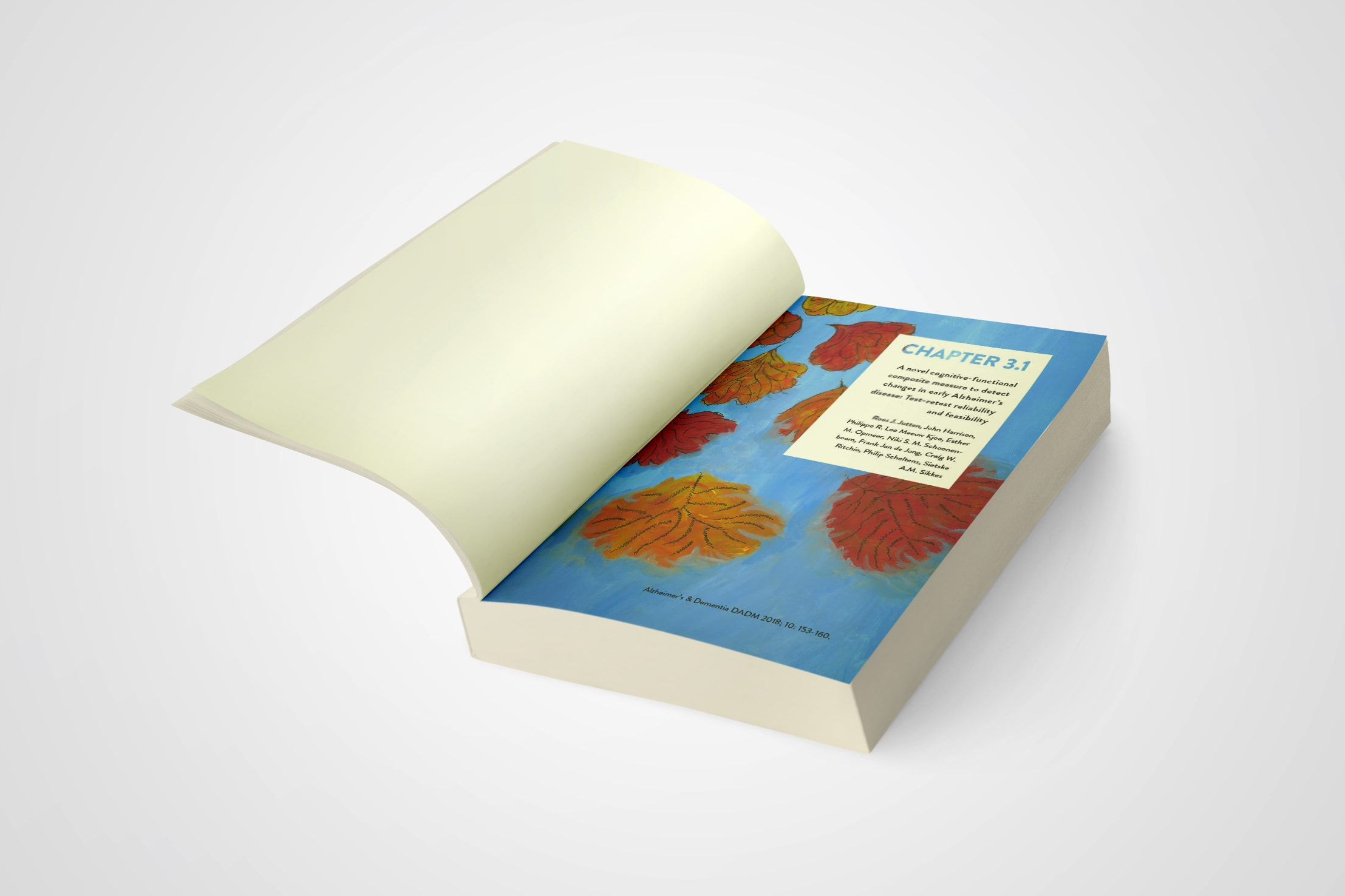 Proefschrift Roos Jutten - Illustratie Maaike Olthof - Vormgeving Vera Post