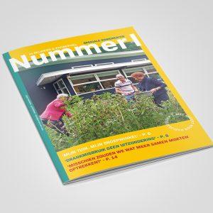 Wijkkrant Magazine Nummer 1