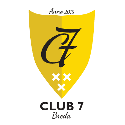 Logo Club 7 Studentenvereniging Breda