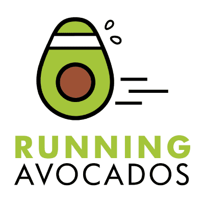 Logo Running Avocados Bootcamp